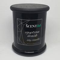 Egyptian Musk - Opaque Black - 50 Hour
