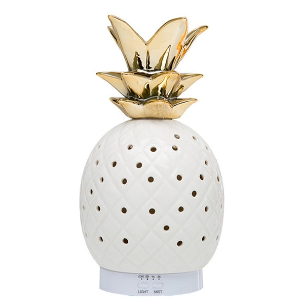 Golden Pineapple - Ultrasonic Diffuser