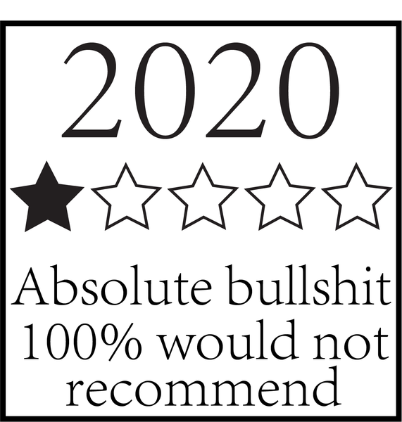 2020 rating sticker