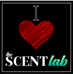 I Love The Scent Lab sticker