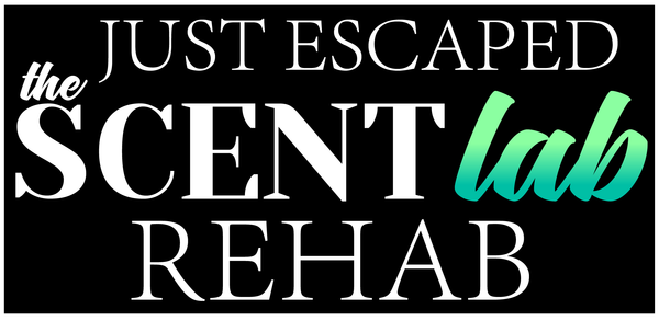The Scent Lab Rehab sticker