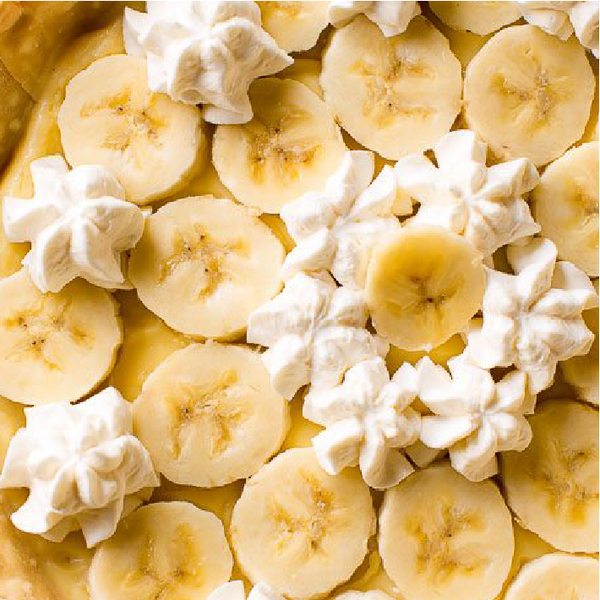 Banana Cream Pie - Deluxe Body Wash - 250ml
