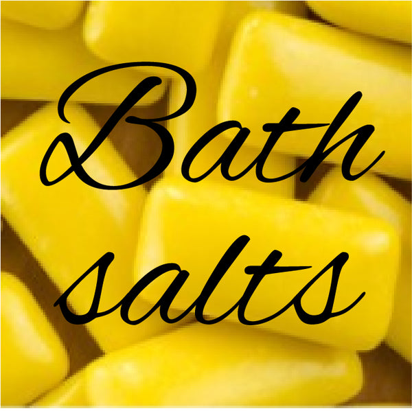 The Juiciest Fruit - Bath Salts