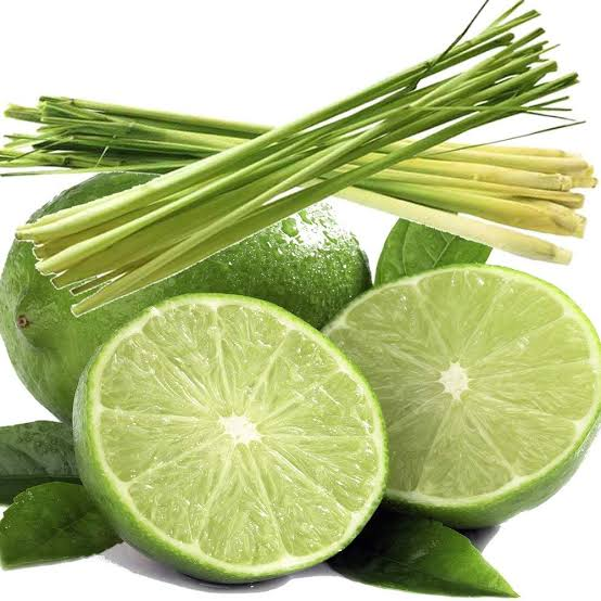 Lemongrass and Persian Lime