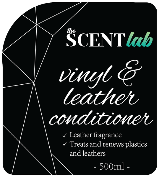 Vinyl & Leather Conditioner - 500ml
