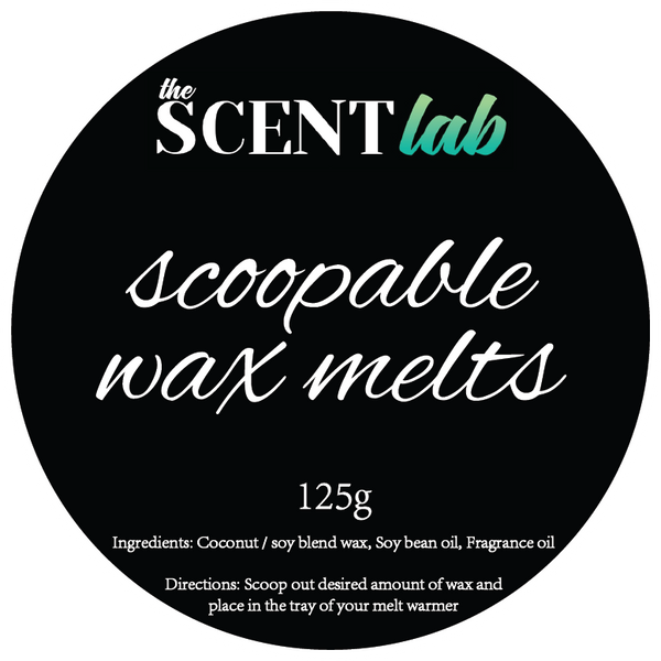 125g Scoopable Soy Wax Melts