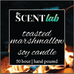 Toasted Marshmallow - 50 Hour Candle - Limited Edition