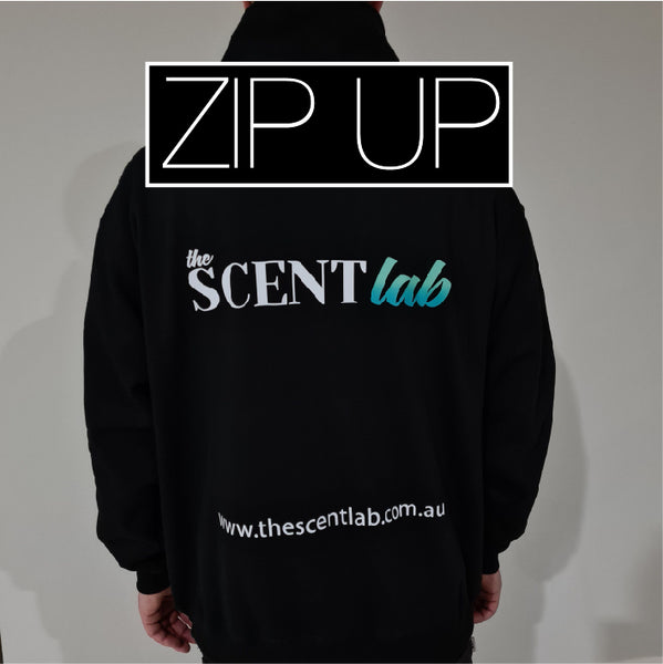The Scent Lab ZIP UP Hoodie