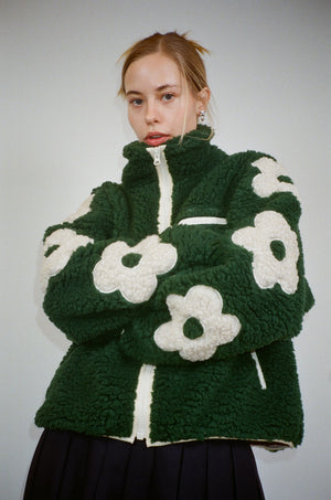 Grass Fleece, Jacket
