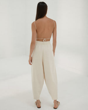 Natural Knit Pants