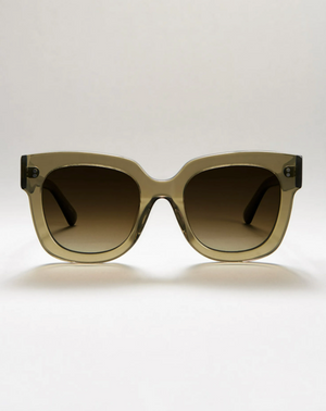 08 Sunglasses, Green