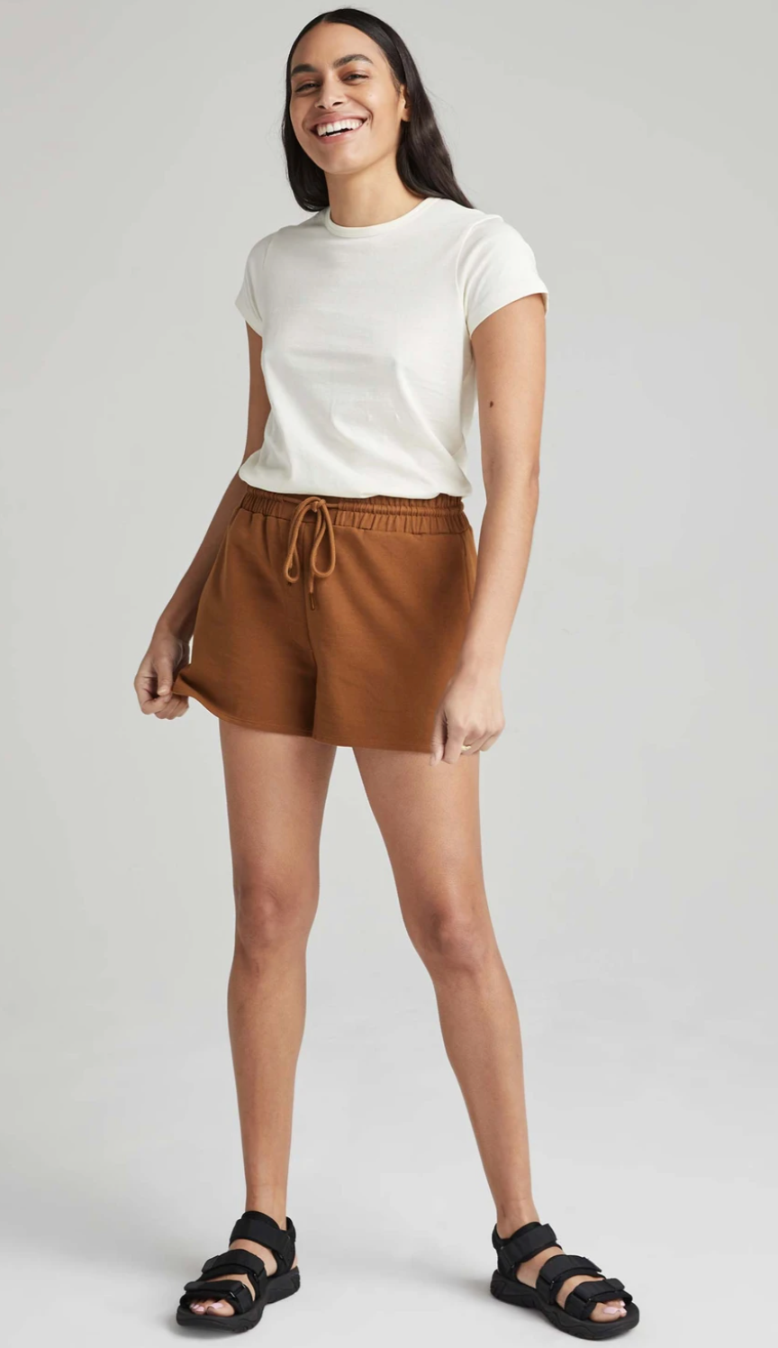 Terry Sweatshort, Woodgrain