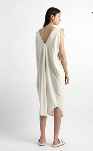 Signature Reversible Maxi, Off White