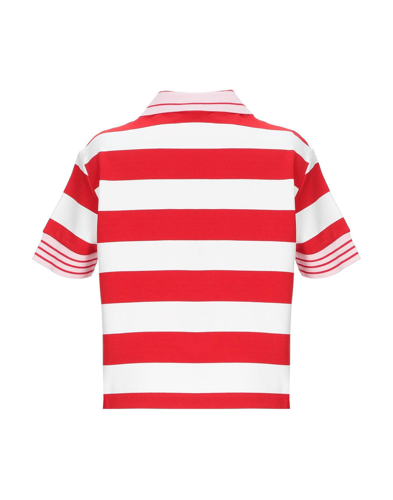 Red Striped Pocket T-Shirt