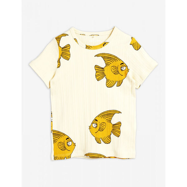 Yellow Fishes T-Shirt
