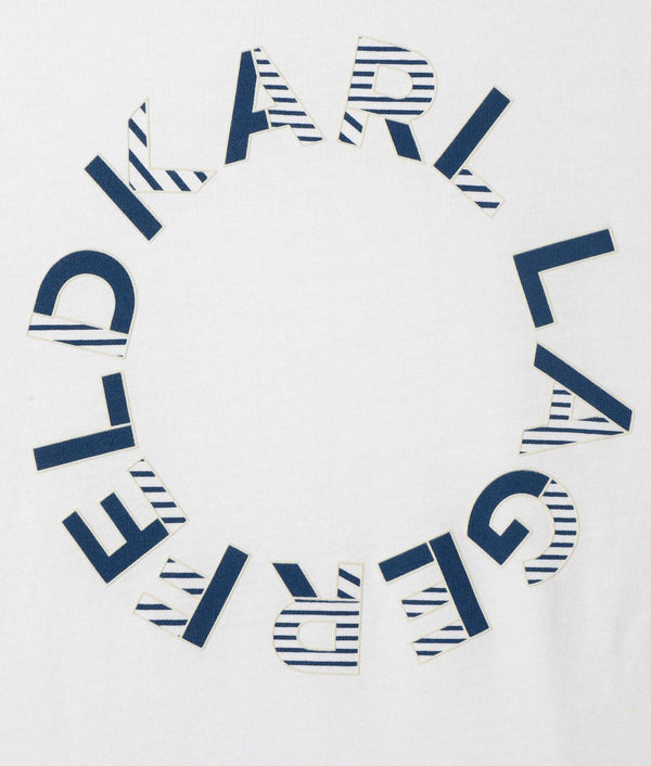 Blue Circle Logo T-Shirt