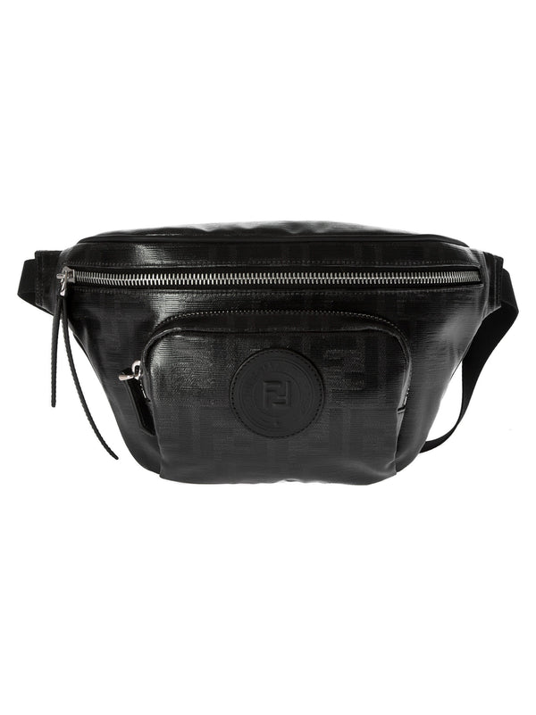 Double F Logo Belt Bag