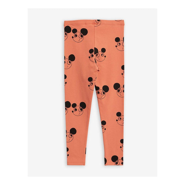 Coral Mice Leggings