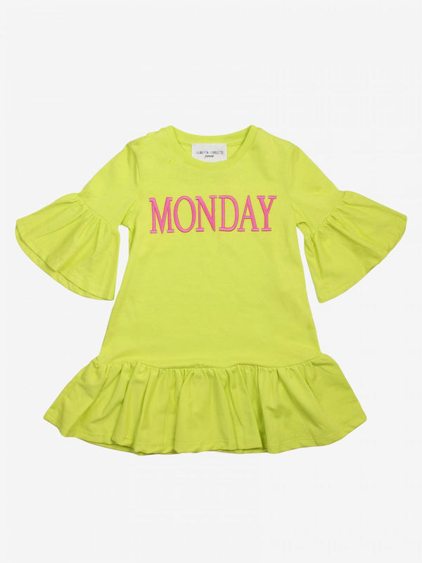 Yellow Monday Dress