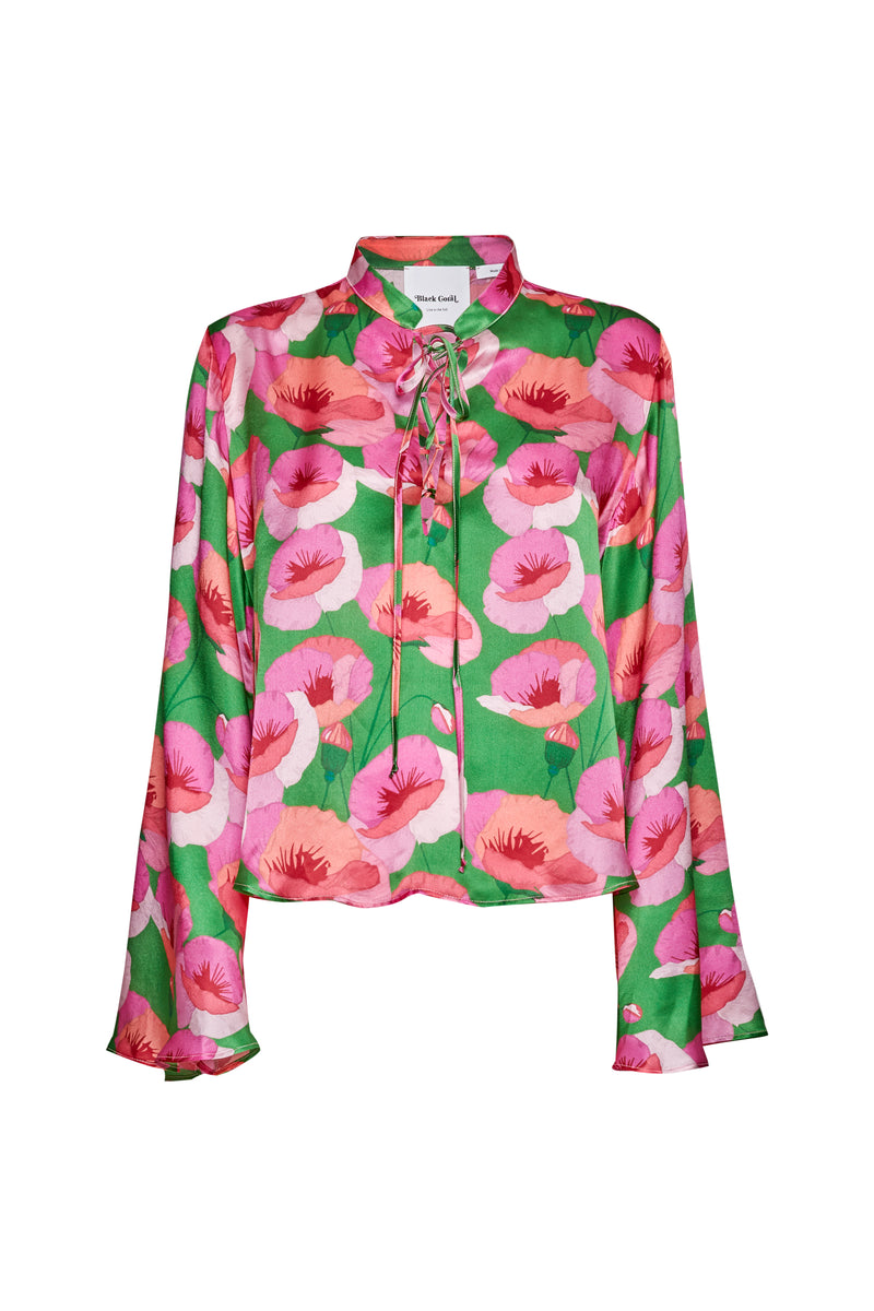 Ilari Poppy Shirt