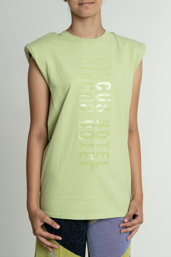 Green Logo Top