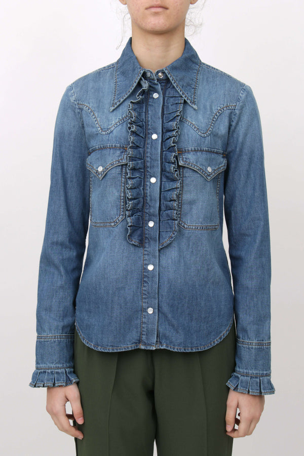 Denim Soho Shirt