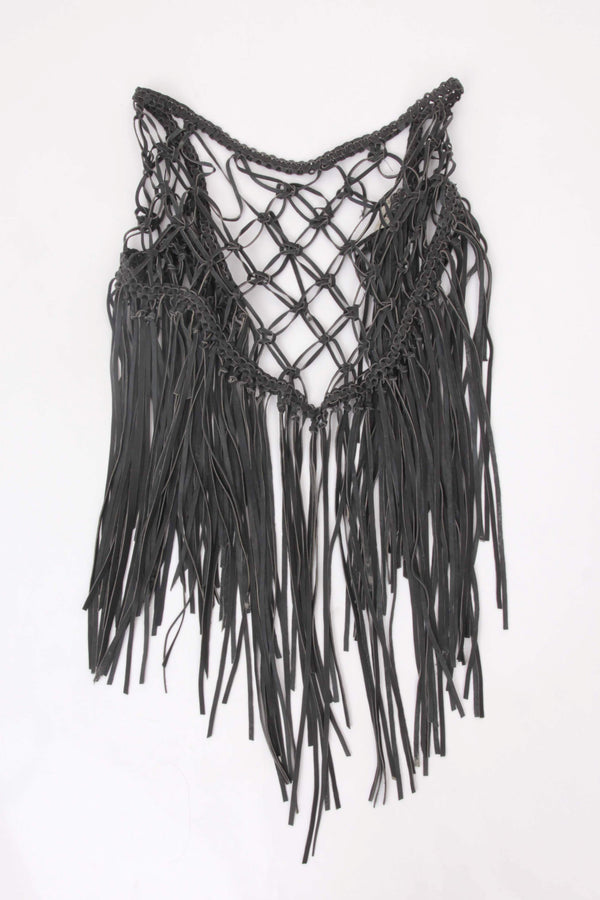 Leather Scarf