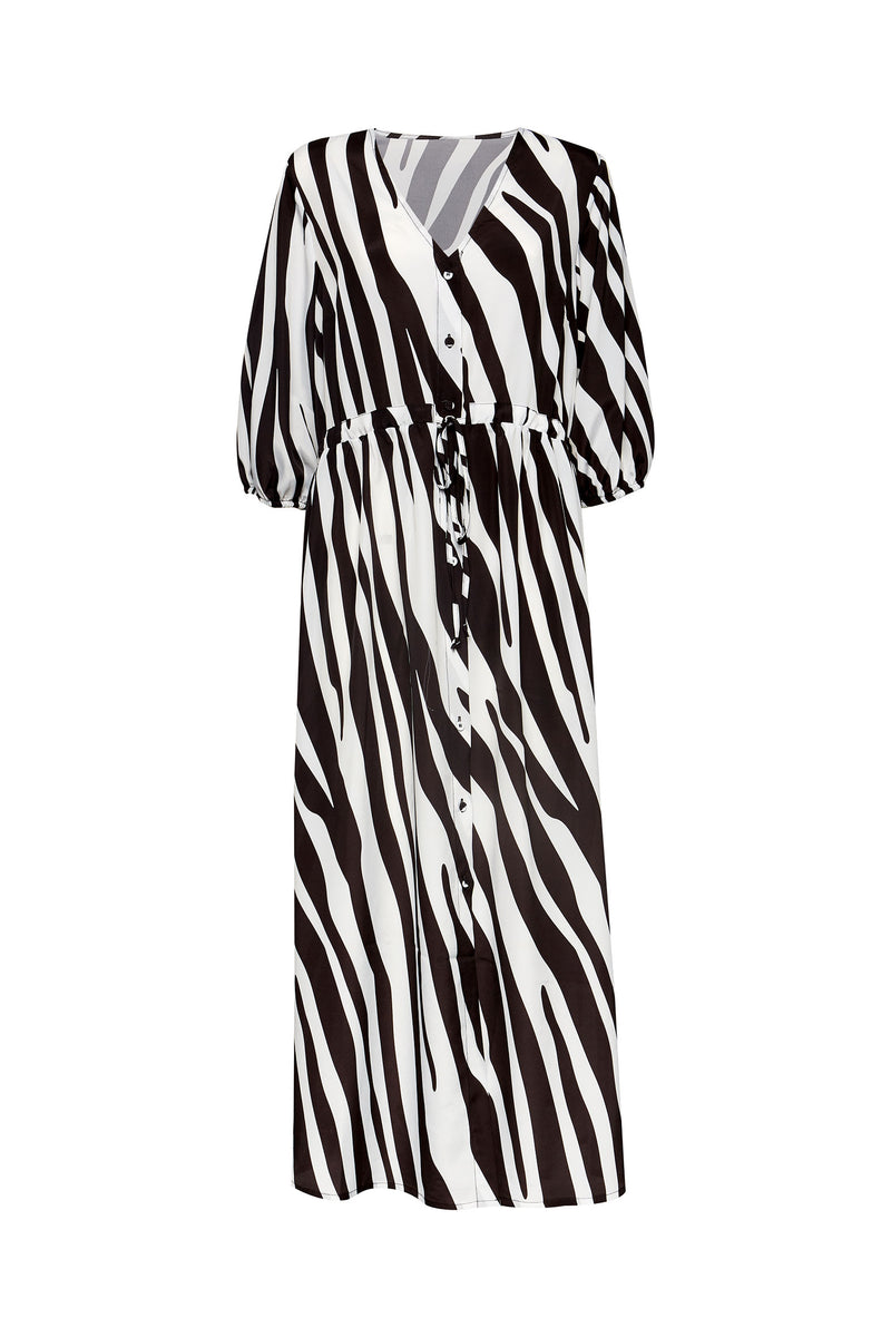 Sophie Zebra Dress