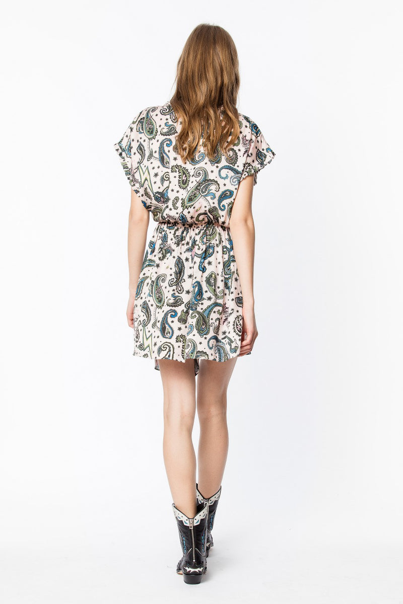 Roley Print Pasley Dress