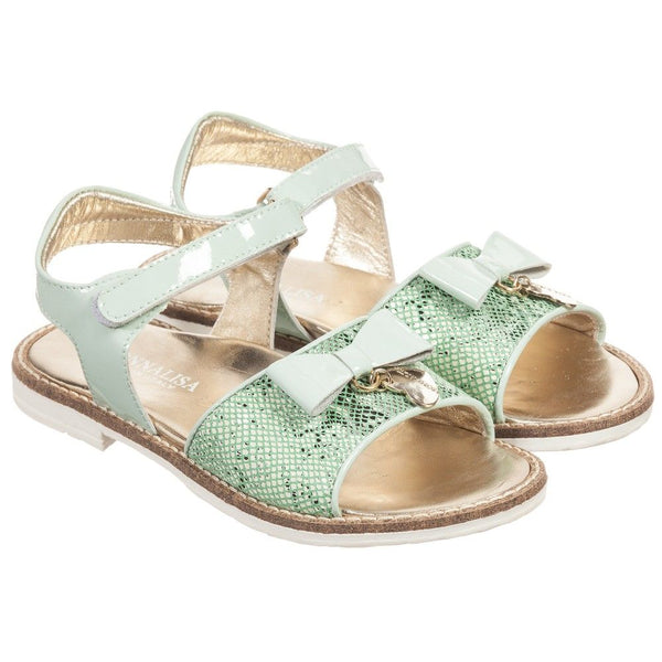 Light Green Sandals