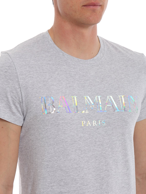 Hologram Logo T-Shirt