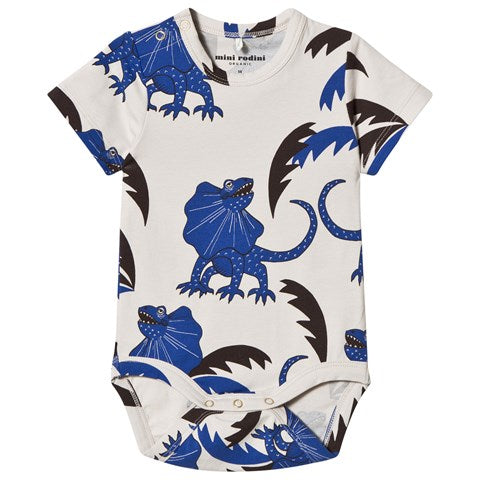 Blue Dragons Bodysuit