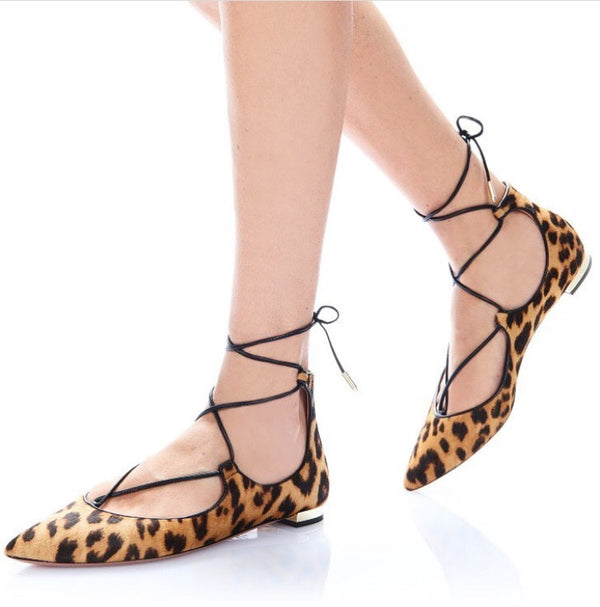 Christy' Ballerinas Leopard