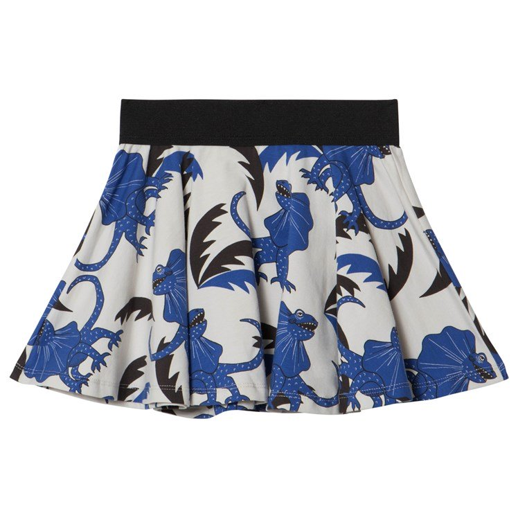 Blue Dragons Skirt