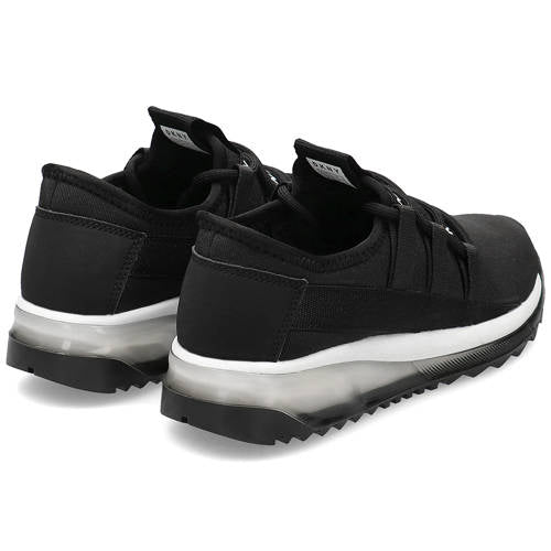 Black Neopren Trainers