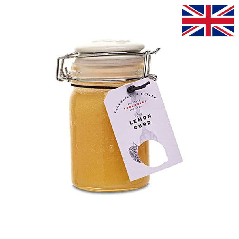 CARTWRIGHT & BUTLER - LEMON CURD - 275 G