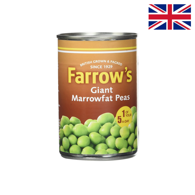 FARROWS - PETITS POIS GEANTS - 300 G