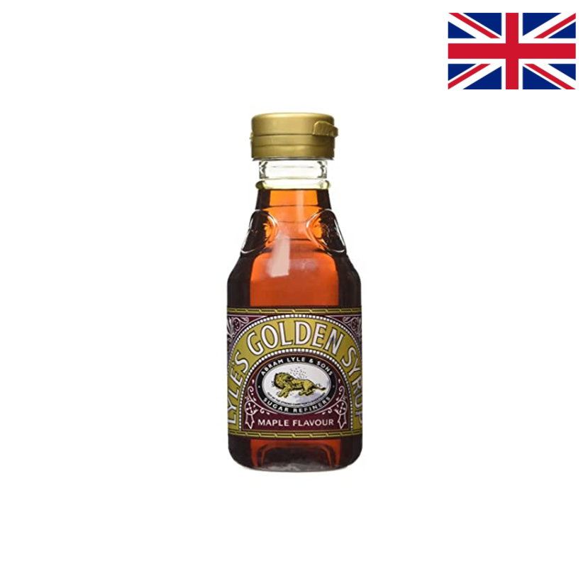 LYLES - GOLDEN SYRUP MAPLE FLAVOUR - 454 G