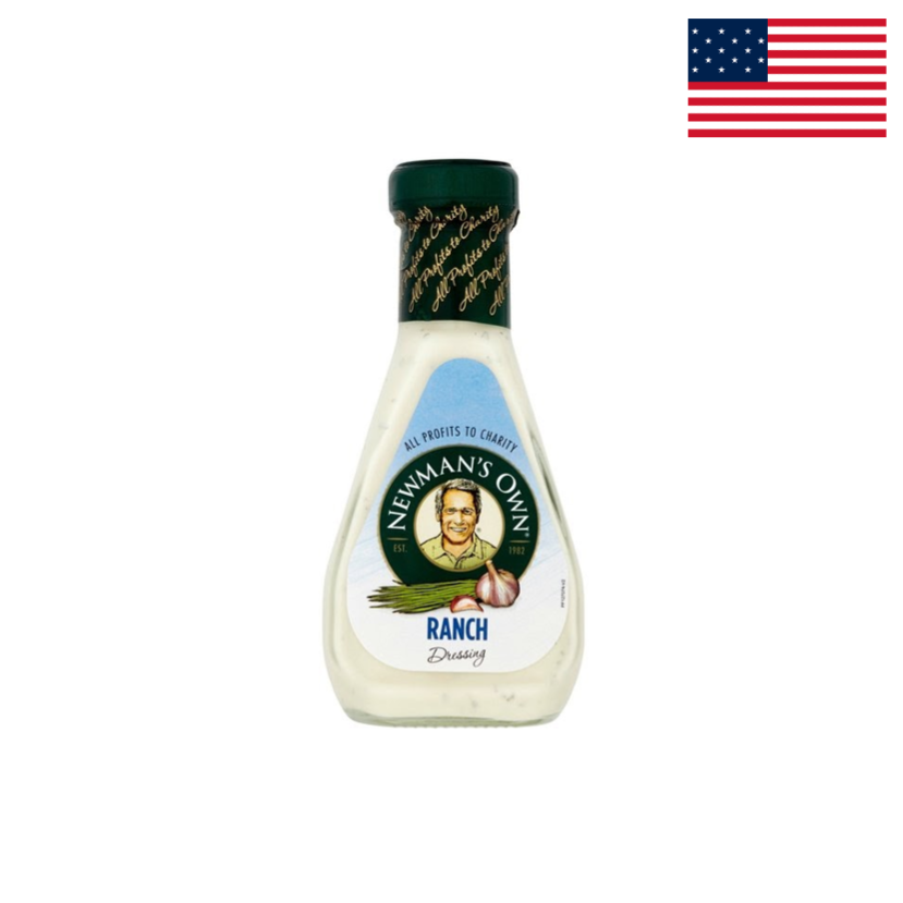 NEWMAN'S OWN - RANCH DRESSING - 250ML