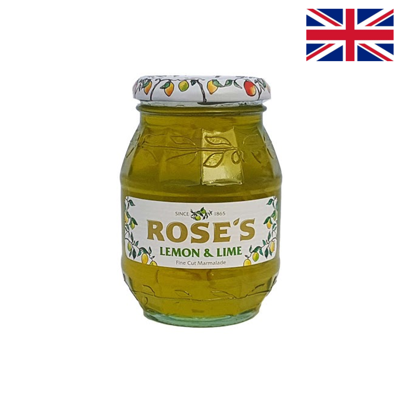 ROSE'S - MARMELADE LEMON & LIME - 454 G