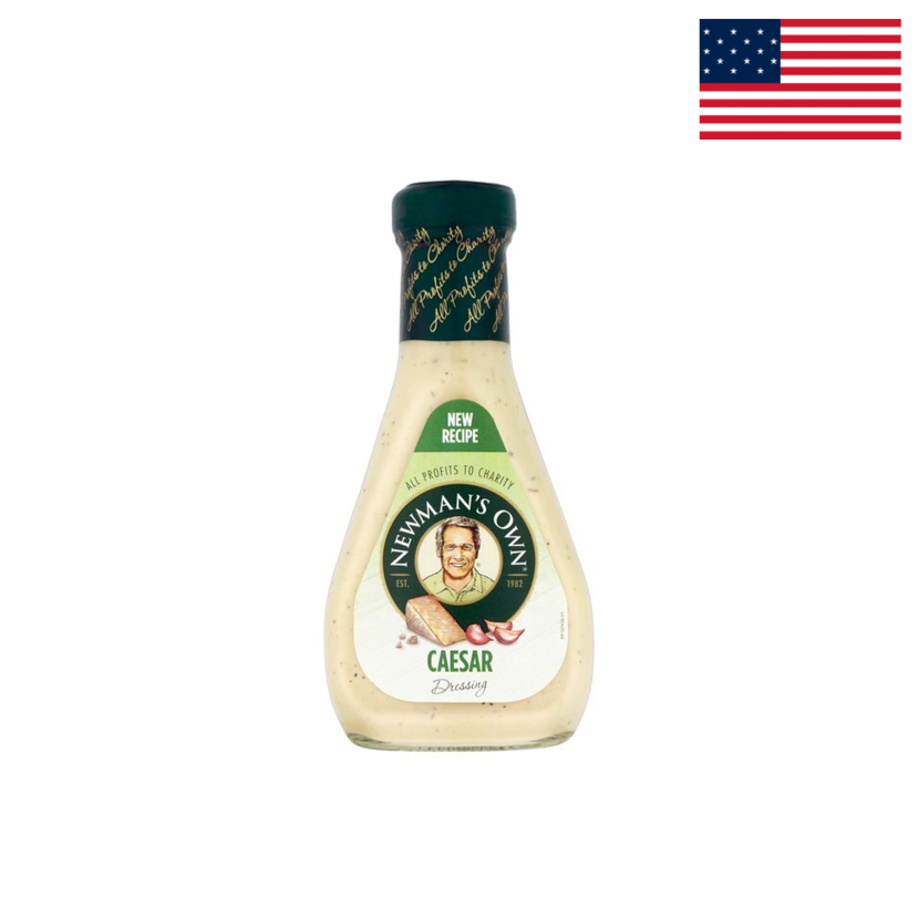 NEWMAN'S OWN -CREAMY CAESAR DRESSING - 250ML