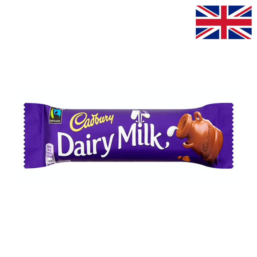 CADBURY - DAIRY MILK CHOCOLATE - 45 G