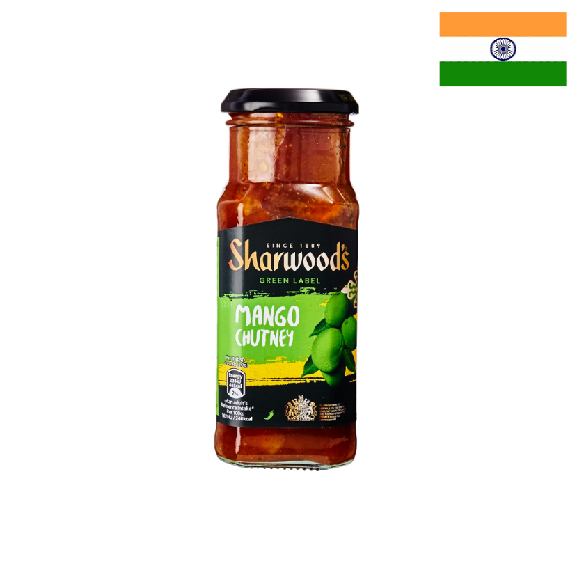 SHARWOOD'S - MANGO CHUTNEY - 360 G