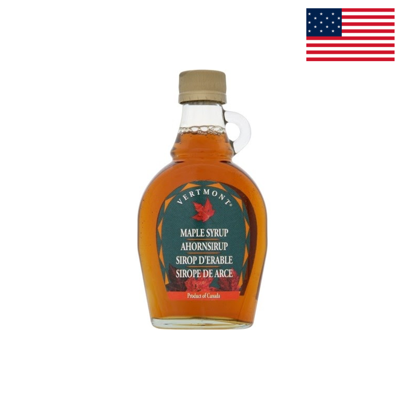 VERMONT - MAPLE SYRUP - 250 G