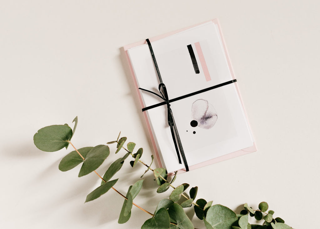 Minimalist Greeting Cards