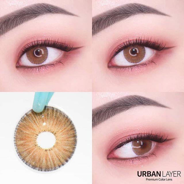 Urban Layer New York Brown - NEW-Colored Contacts-UNIQSO