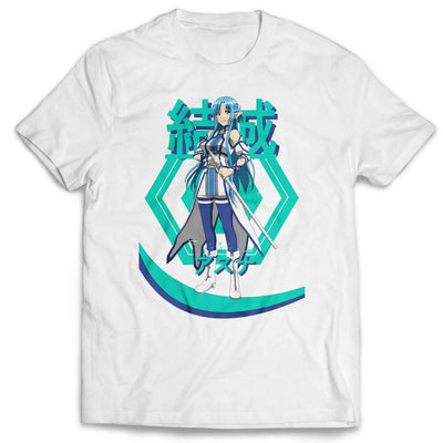 Sword Art Onlin - Yuuki Asuna Fan's Art T Shirt / Sweatshirt / Hoodie / Vneck