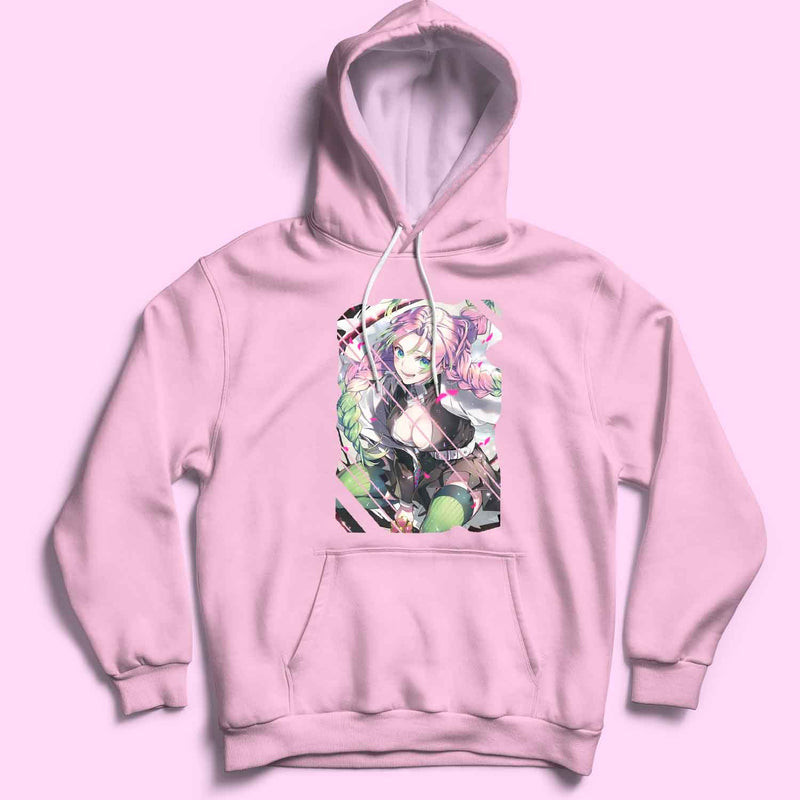 Demon Slayer - Mitsuri Kanroji Fan's Art T Shirt / Sweatshirt / Hoodie / Vneck