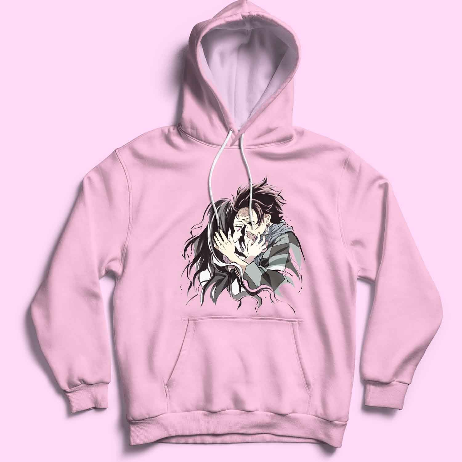 Demon Slayer - Love Fan's Art T Shirt / Sweatshirt / Hoodie / Vneck