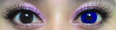 Sweety Crazy Lens - Violet-UNIQSO